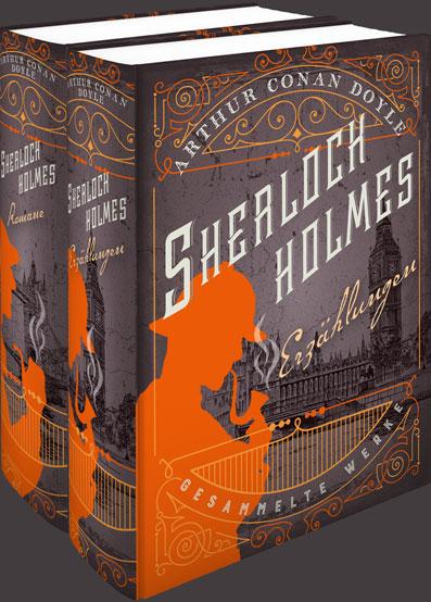 SherlockHolmes_GesWerke_3D