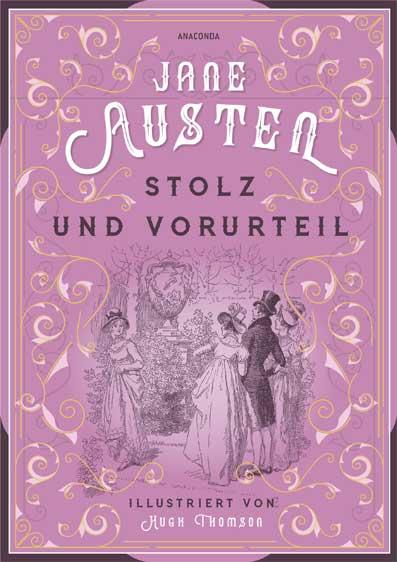 Austen_StolzundVorurteil_Illu